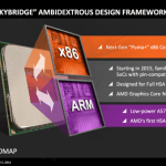 AMD anuncia Project SkyBridge y su primer SoC ARM 64-bit + GCN para Android