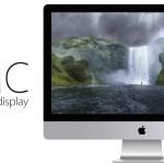 """Apple anuncia su iMac de 27"""" con pantalla Retina 5K y GPU AMD Radeon R9-M290X"""