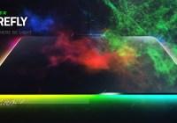 Razer lanza FireFly, su Mouse Pad rígido con iluminación Chroma