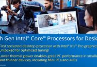 Intel lanza sus Core i7-5775C y Core i5-5675C (14nm) con Iris Pro Graphics 6200