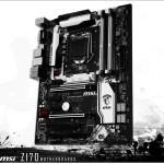 MSI enseña su próxima placa MSI Z170 Krait Gaming para Skylake