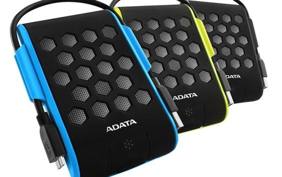 ADATA estrena su nuevo disco duro externo HD720 USB3.0