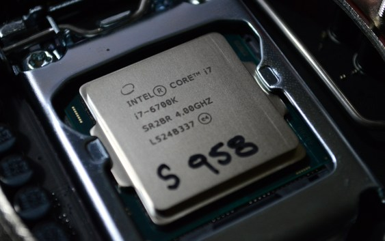 Review Intel Core I7 6700K (Skylake)