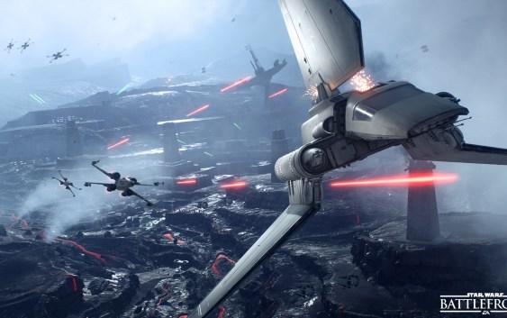 Estos son los requisitos de PC para Star Wars: Battlefront