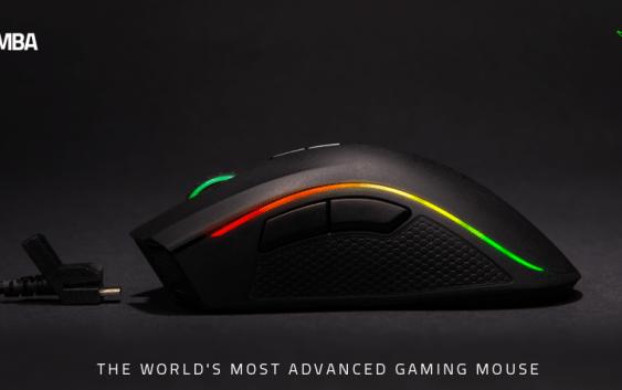 Channel Awards 2015: Razer Mamba es elegido el  'Mejor Mouse Inalámbrico para Juegos'