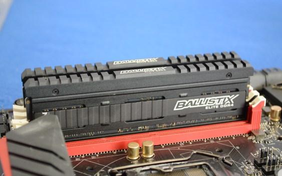 Crucial Ballistix ELITE DDR4 2666 MHz 2x8GB [BLE8G4D26AFEA]