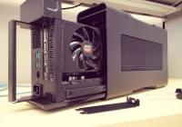 AMD busca estandarizar una solución de GPUs externas para notebooks