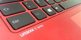 Análisis Ultrabook Fujitsu Lifebook U904