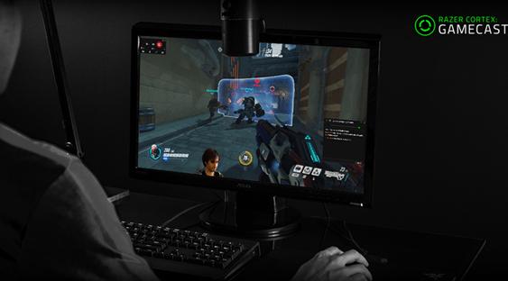 Razer lanza su software de Transmisión en Vivo para gamers (Gamecaster)
