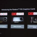 Especificaciones AMD Radeon RX 470 y AMD Radeon RX 460