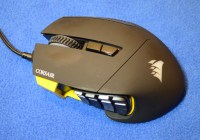 Review Corsair Scimitar RGB Gaming Mouse