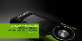 NVIDIA anuncia sus nuevas Quadro P6000 (24GB) y Quadro P5000 (16GB) basadas en Pascal