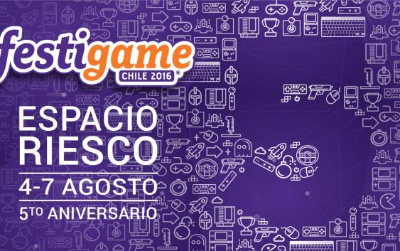 FESTIGAME 2016: Llega Festigame Connection