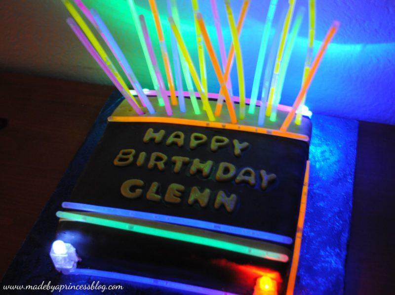 Decorating Ideas # Birthday Cake Recipe Lasertag Party Key Lime Cake  Made