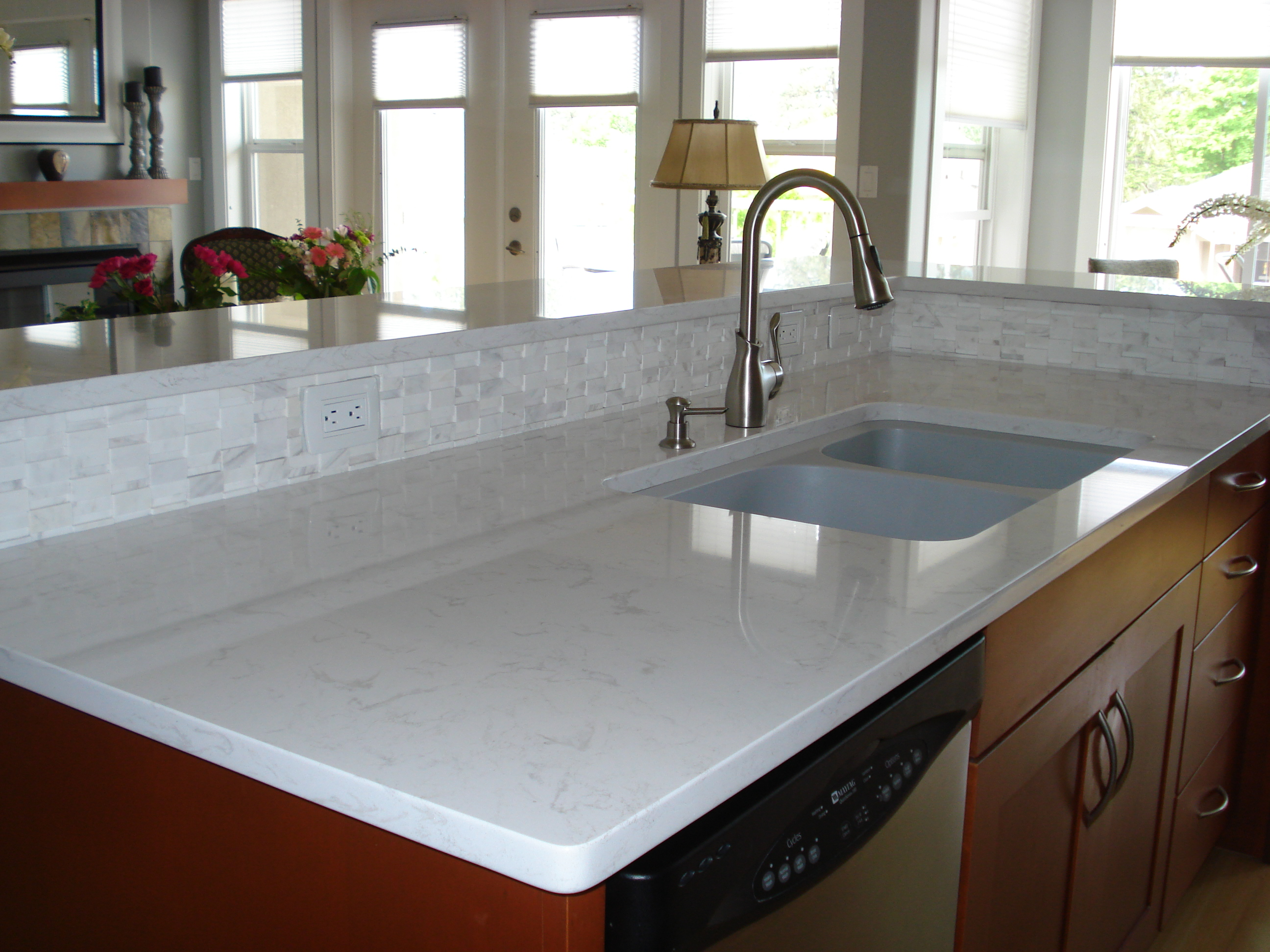 butce2ctfa angelfire kitchen countertop Will a Quartz Counter top Job For You