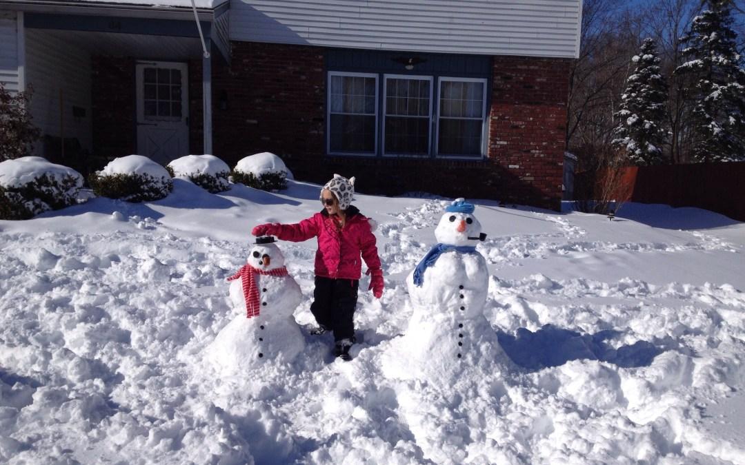Better snowman snow