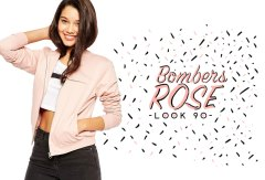 bombers rose blog mode shopping