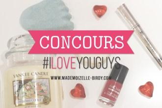 Concours makeup blog