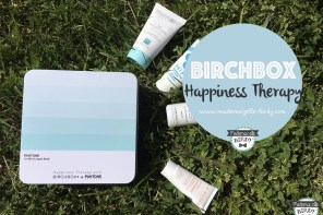 Happiness therapy with BIRCHBOX #pantone ★ Avis
