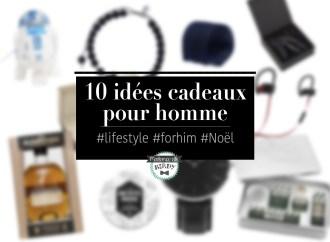 10 idées cadeaux homme