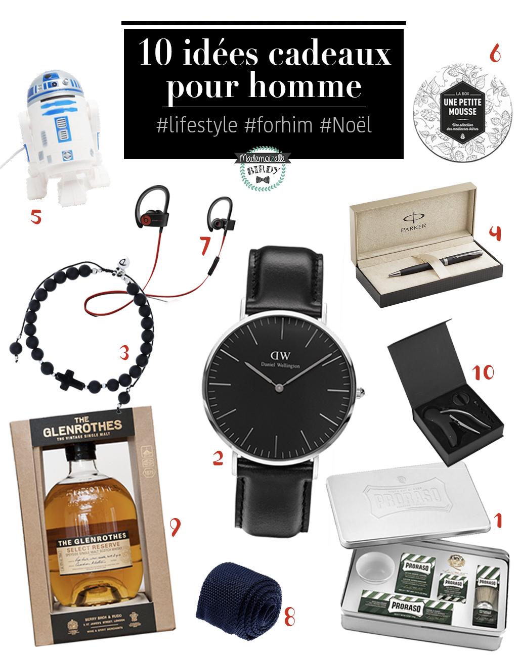 idée cadeau noel 2018 original Idée Cadeau Homme : Cadeaux Originaux Pour Noël   Absolument Design idée cadeau noel 2018 original