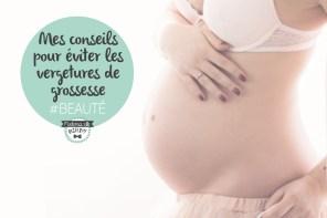 Mes soins anti-vergeture pendant la grossesse – Mieux vaut prévenir que guérir
