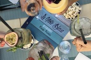 La Note Bleue à Toulon / Mourillon : Une journée au paradis !