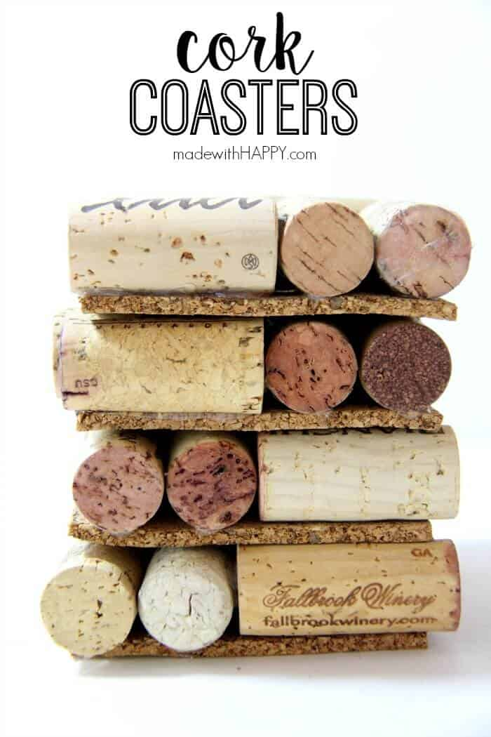 cork-coasters