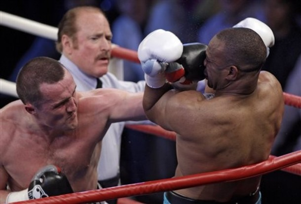Video: Roy Jones Jr vs Denis Lebedev