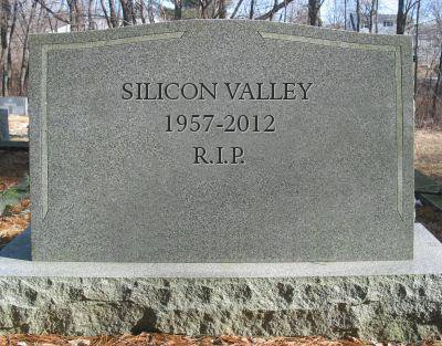 Dead Silicon Valley RIP