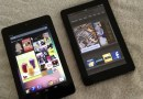 Asus Google Nexus 7 vs Kindle Fire