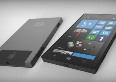 Microsoft Surface Phone Concept