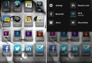 BlackBerry 10 OS -appscreen