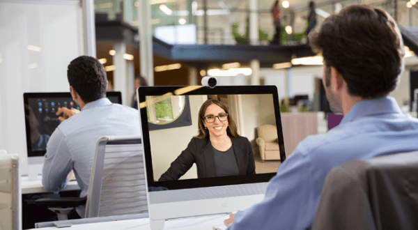 video conference call