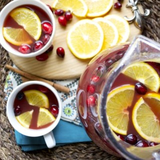 Cranberry Pineapple Spice Tea, wonderfully comforting spice tea perfect for winter!