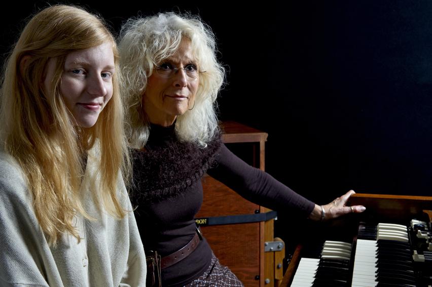 Merit Hemmingson & Malin Ahlberg