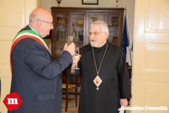Visita Vescovo Palazzo Adriano-8