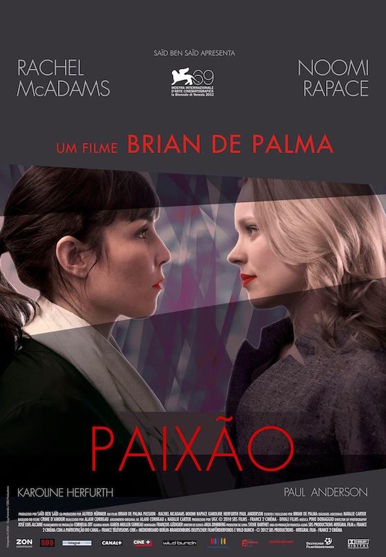 Poster do filme Paixão e Sedução