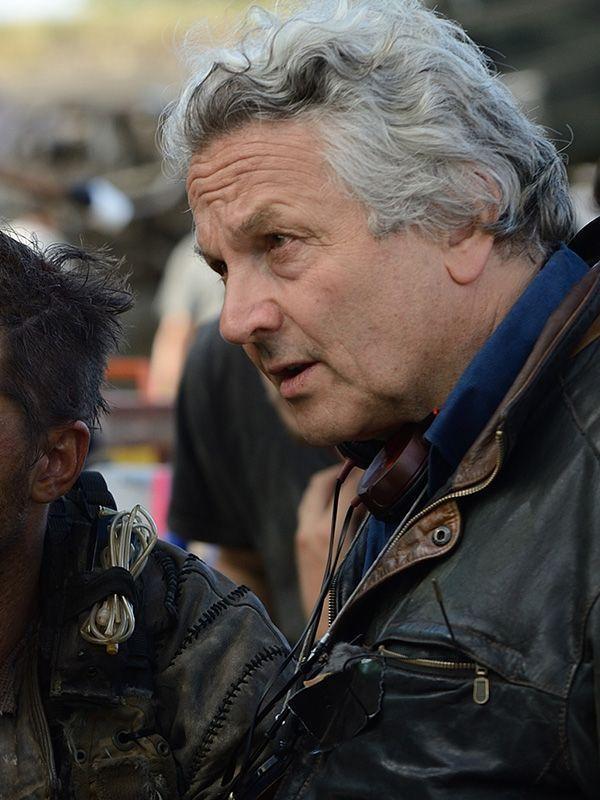 Mejor Director: George Miller (Mad Max: Furia en la carretera)