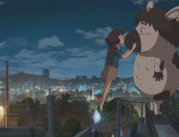 Magazinema La chica satélite y el chico vaca 10