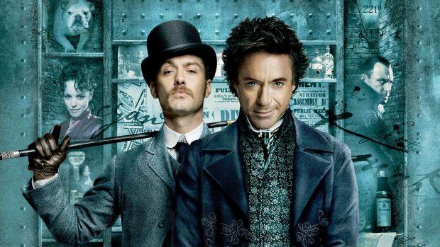 Sherlock Robert - MagaZinema