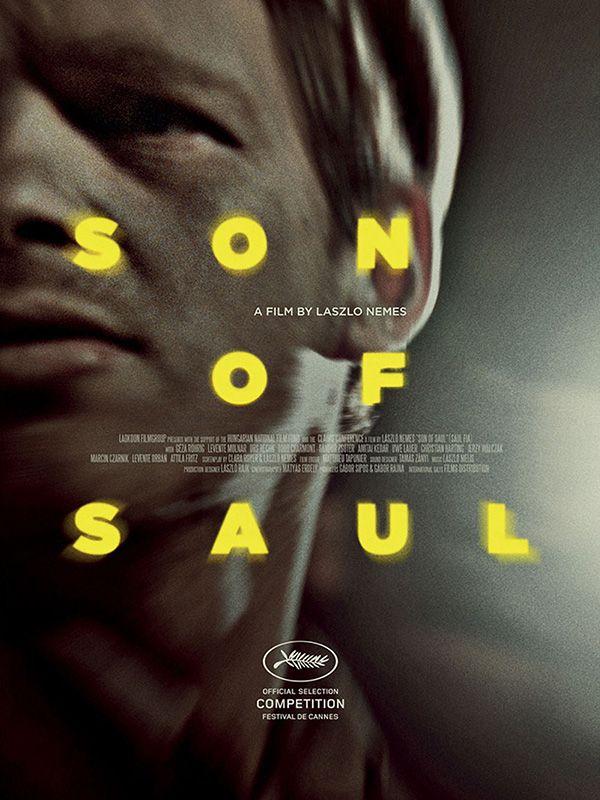 Mejor Película extranjera: El hijo de Saúl (Hungría)