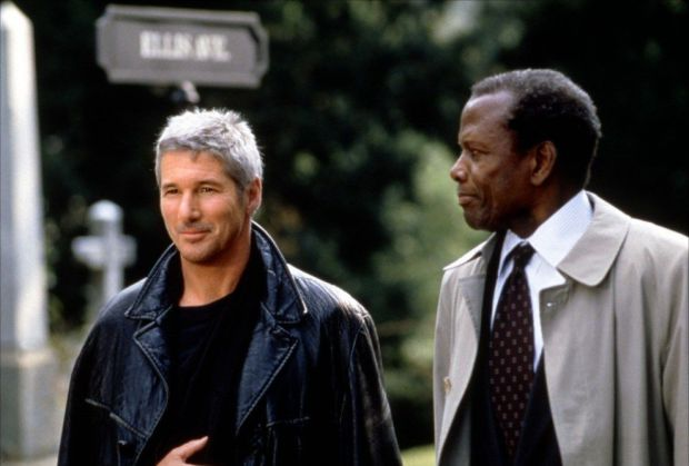 Chacal - Richard Gere y Sidney Potier - MagaZinema
