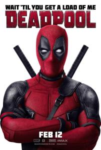 Cartel de Deadpool