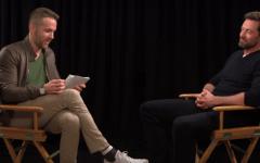 Ryan Reynolds Hugh Jackman - MagaZinema