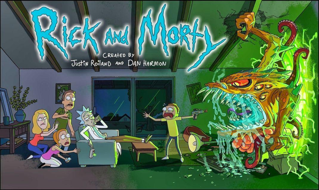 Rick y Morty - MagaZinema