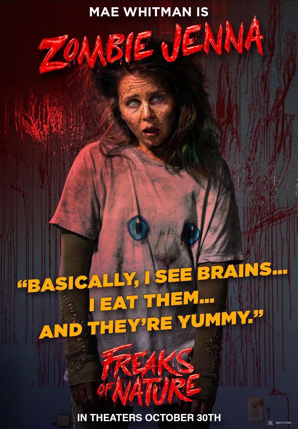 Mae Whtimnan   Zombie Jenna