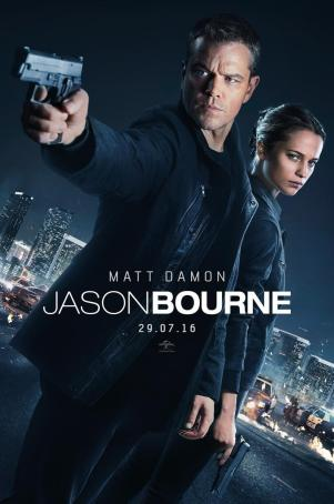 Jason Bourne - MagaZinema