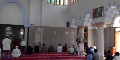 Masjid Al Wathoniyah Perum KORPRI Ngembik
