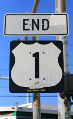 Depending on your perspective, Key West is either the end of the road...